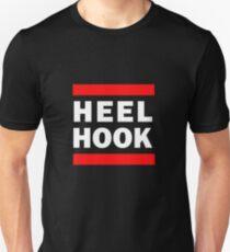 Heel Hook Brazilian Jiu Jitsu (BJJ) T-Shirt