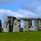 Stonehenge by Judi Corrigan