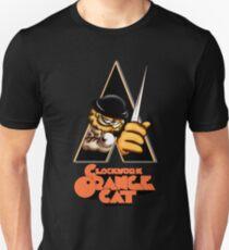 Clockwork Orange Cat T-Shirt