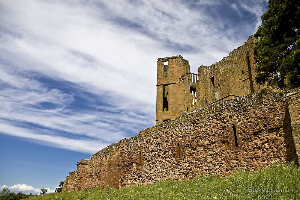 Old walls by Steve plowman
