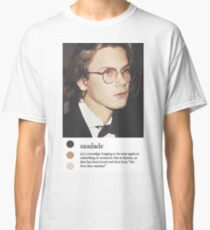 River Phoenix (Saudade) Classic T-Shirt