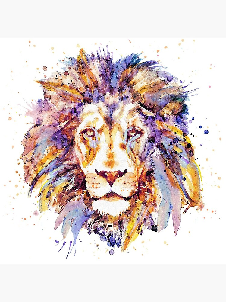 Lion Head by caracatita75