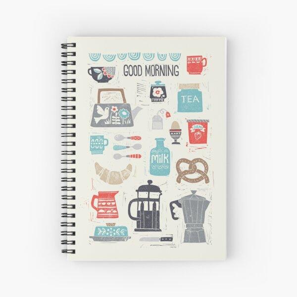 Good Morning! Spiral Notebook