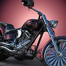 Custom Bike by Peter Rattigan