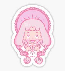 """Sticker Lolita """"Hearthands""""  Sticker"""