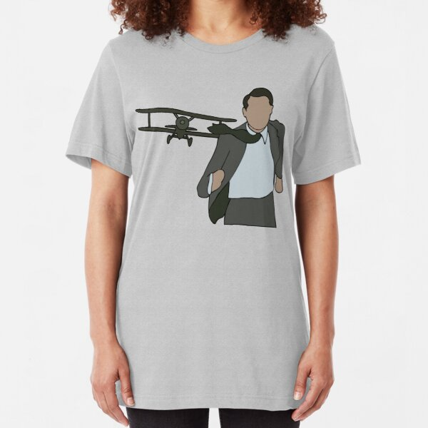 North by Northwest Slim Fit T-Shirt