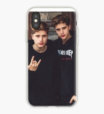 Martinez twins iPhone Case