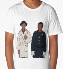 Troy and Abed Community Long T-Shirt