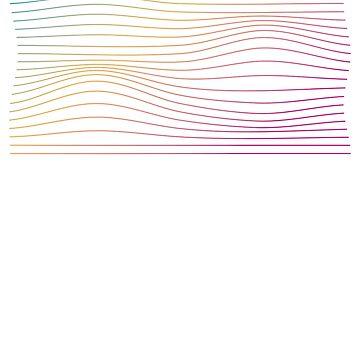 Wavy Lines by gettinitnow