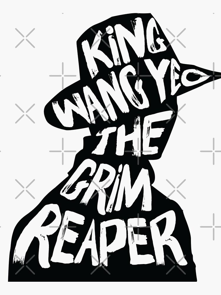 The Grim Reaper by aliahssi
