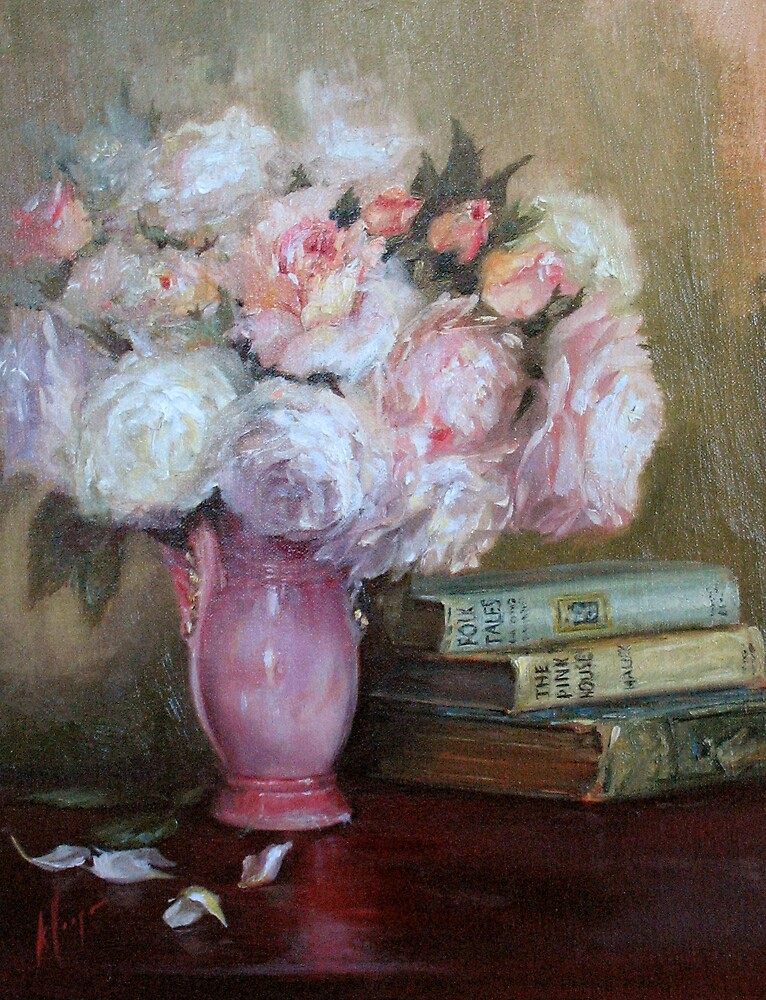 A Quiet Corner by Kathy Cooper
