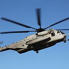 Ein US Marine Corps CH-53 Sea Stallion Hubschrauber. von StocktrekImages