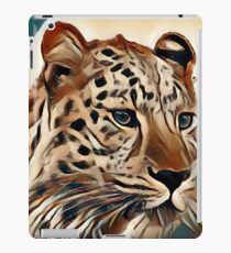 Leopard 11. iPad Case/Skin