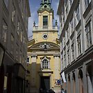 Reformierte Stadtkirche, Vienna Austria by Mythos57