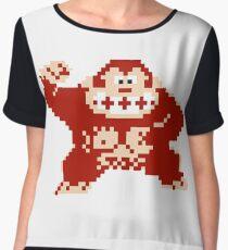 Donkey Kong Chiffon Top