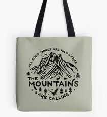 Mountains are Calling Tasche