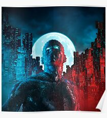 Urban Android Poster