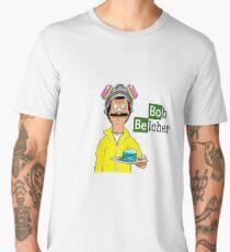 breaking burgers  Men's Premium T-Shirt