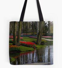 Keukenhof Garden Tote Bag