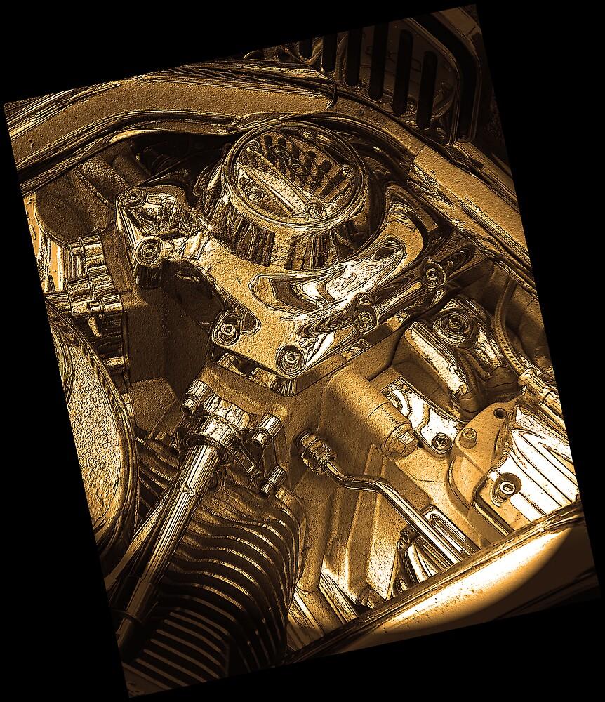 Iconography of the Engine by Lynda Lehmann