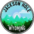 JACKSON HOLE WYOMING Mountain Skiing Ski Snowboard Snowboarding Nature by MyHandmadeSigns
