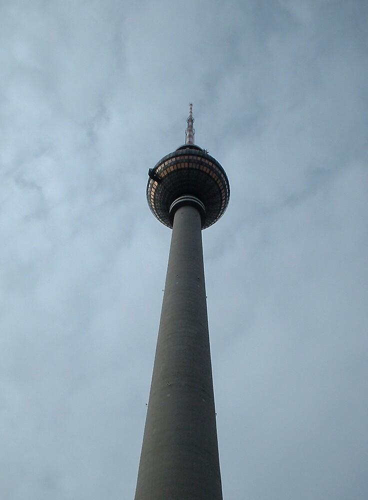 Berlin TV tower by Jervaulx