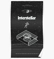 Interstellar - Poster Edit Poster