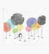 Plant Your Dreams Wall Tapestry