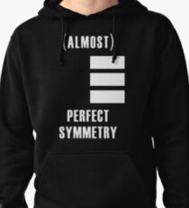 (Almost) Perfect Symmetry Pullover Hoodie