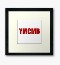 YMCMB Framed Print