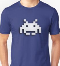Space Invaders 3D Unisex T-Shirt