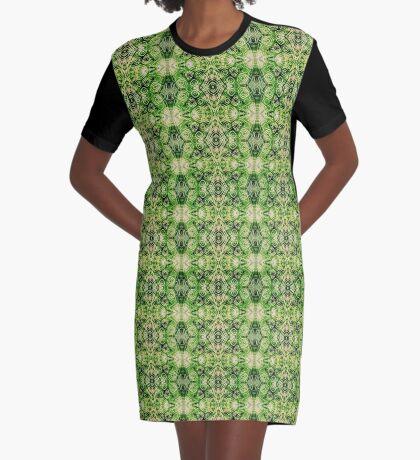Zen- I Am Heart  Graphic T-Shirt Dress