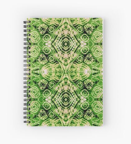 Zen- I Am Heart  Spiral Notebook