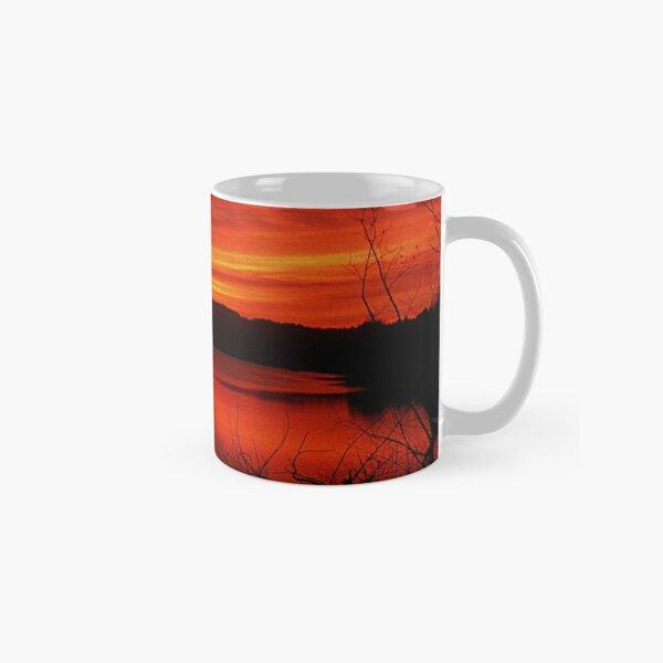 A Sunset Mood Classic Mug
