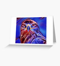 The Golden Eagle Greeting Card