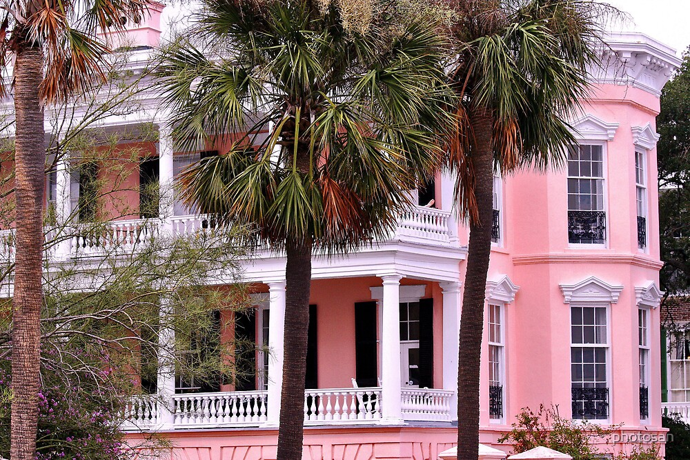 """The Old South.""...Charleston Battery, S.C. by photosan"