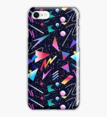 90s Retro Pattern iPhone Case/Skin