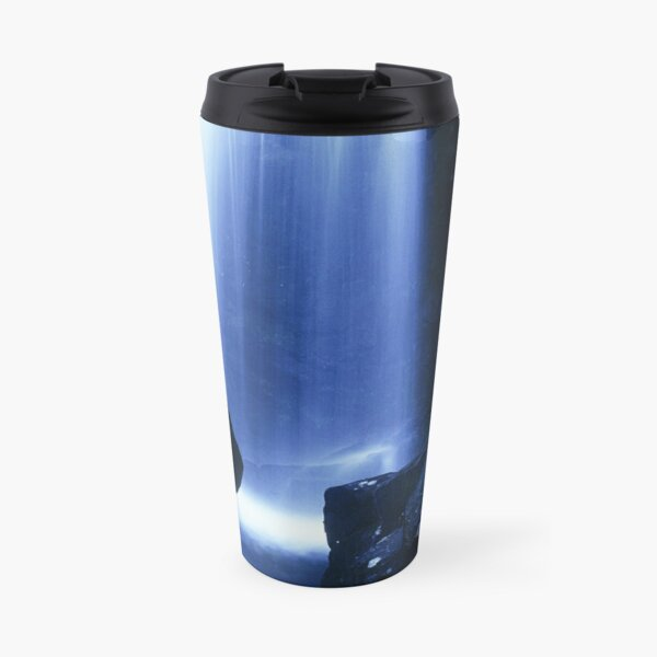 Blue Falls Travel Mug