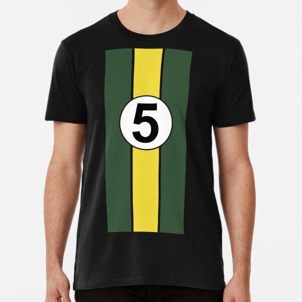 Racing Colours No5 Premium T-Shirt