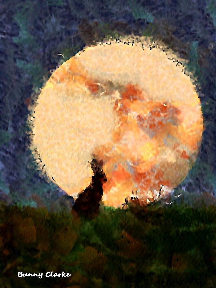 Hare Moon by Bunny Clarke