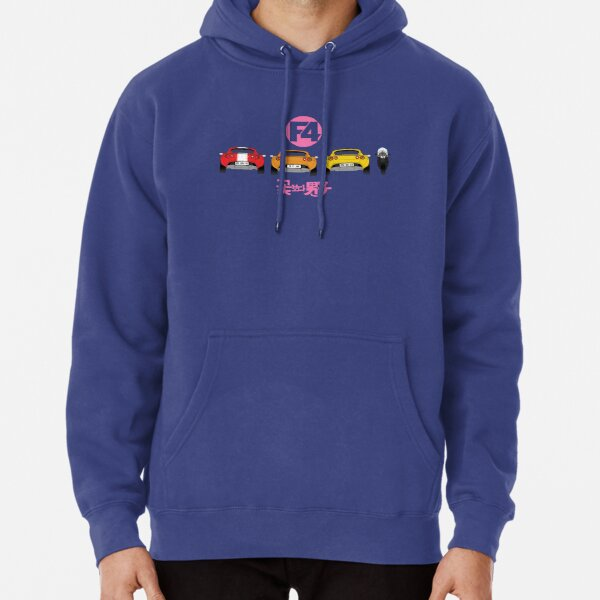 The F4 Pullover Hoodie