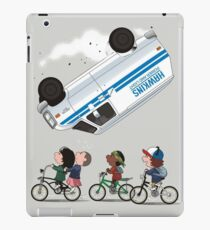 Stranger Things - Van Flip Cartoon iPad Case/Skin