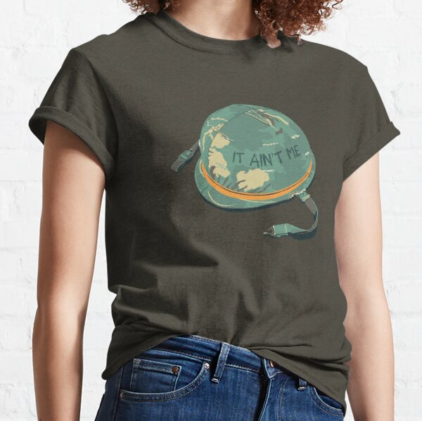 Es ist nicht ich Classic T-Shirt