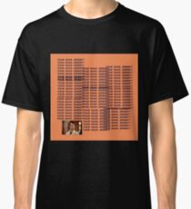 Peep Show - Four Naan Jeremy Life of Pablo Cover Classic T-Shirt