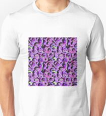 Tie-Dye Hole-Punch Offal T-Shirt