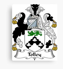 Tolley Canvas Print