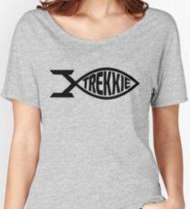 Star Trek Fan Trekkie T-Shirt Women's Relaxed Fit T-Shirt