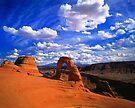 Delicate Arch, Arches National Park, Utah by Daniel H Chui