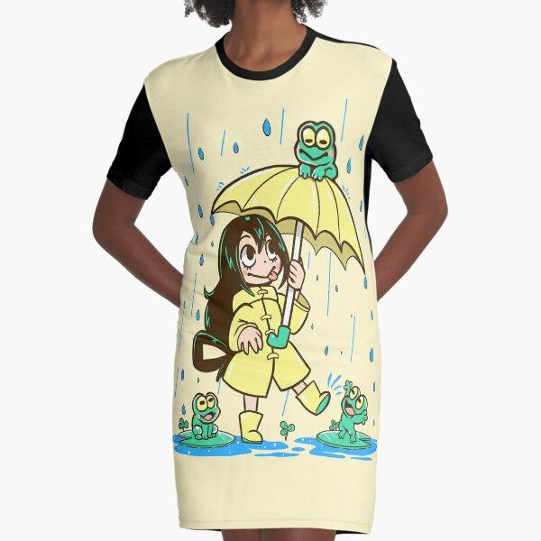 Mejor chica rana Vestido camiseta