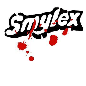 Paint Splattered logo by GwynplaineStuff